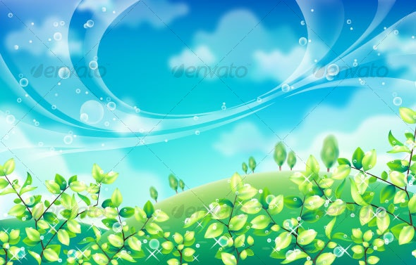 of the morning - Backgrounds Decorative