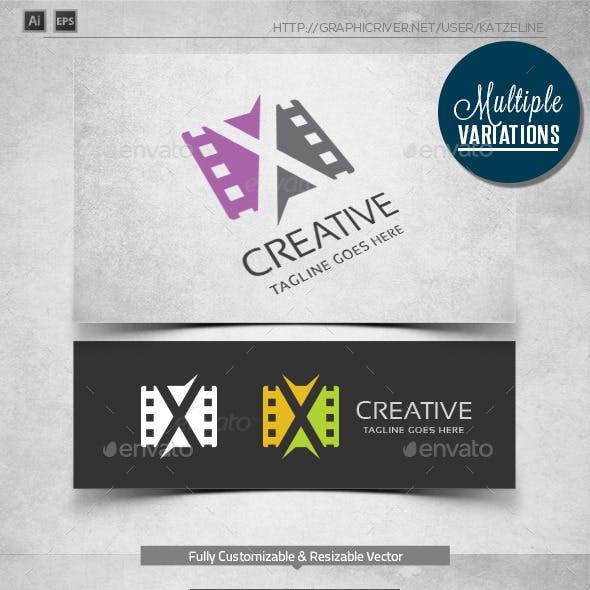 Creative Movie - Logo Template