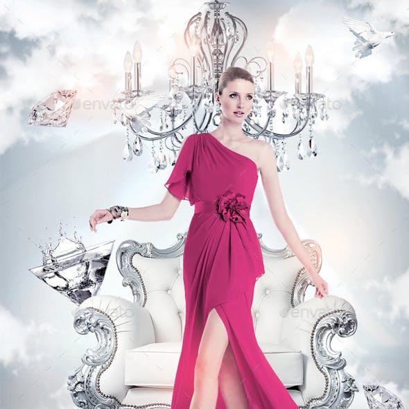 The Luxury Perfume