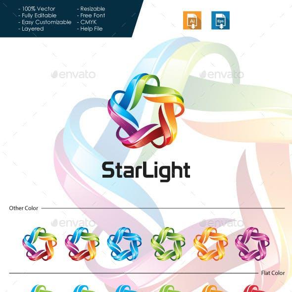 Star Light - 3D Logo