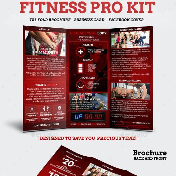 Fitness Pro Kit