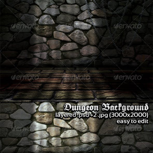 Dungeon Background