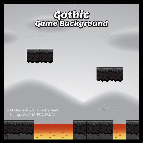 Gothic Game Background