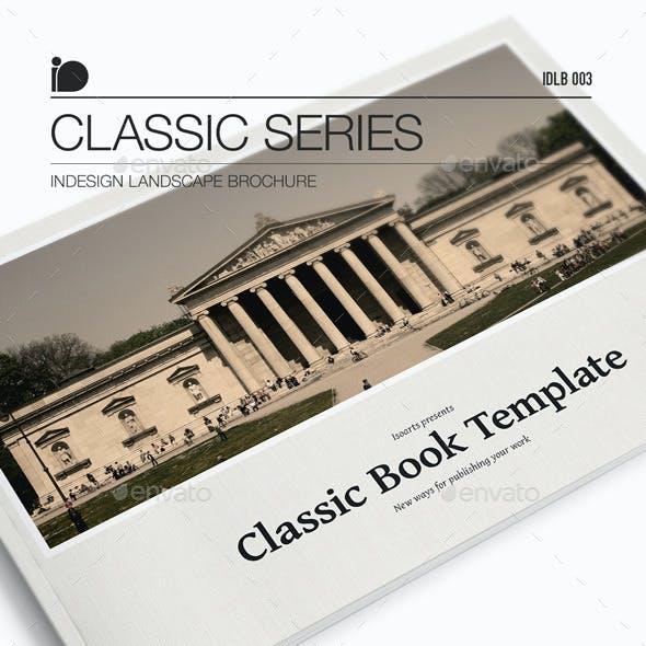 Landscape Brochure • Classic Series