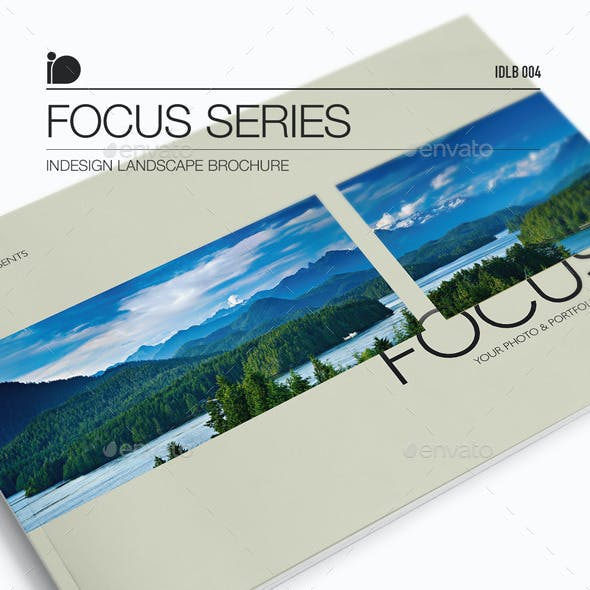 Landscape Brochure • Focus Series