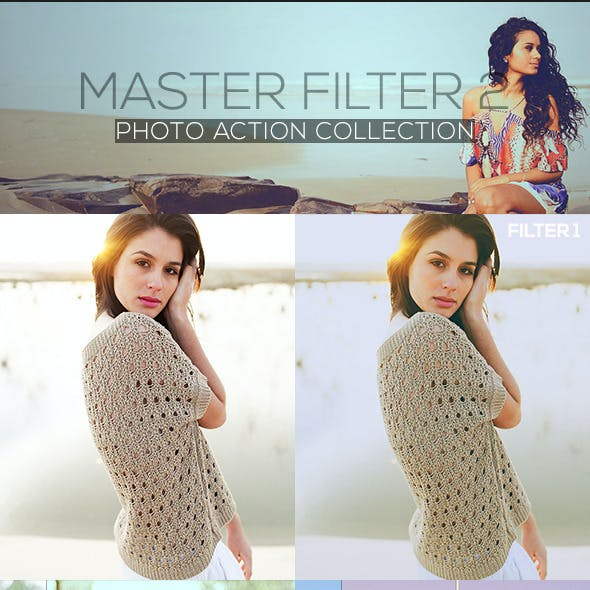 Master Filter 2 Photo Action