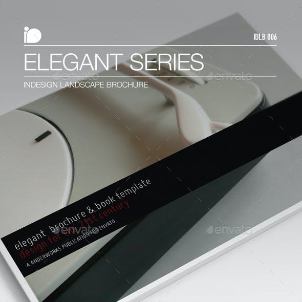 Landscape Brochure • Elegant Series