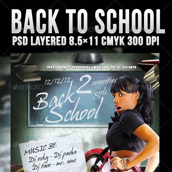 Back To School III
