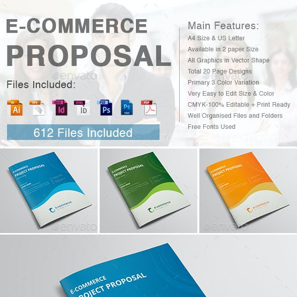 E-Commerce Business Proposal