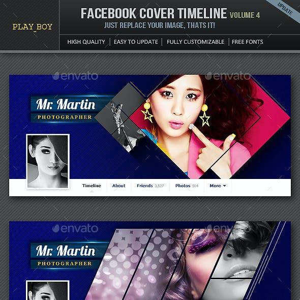 Facebook Timeline Cover Volume 4