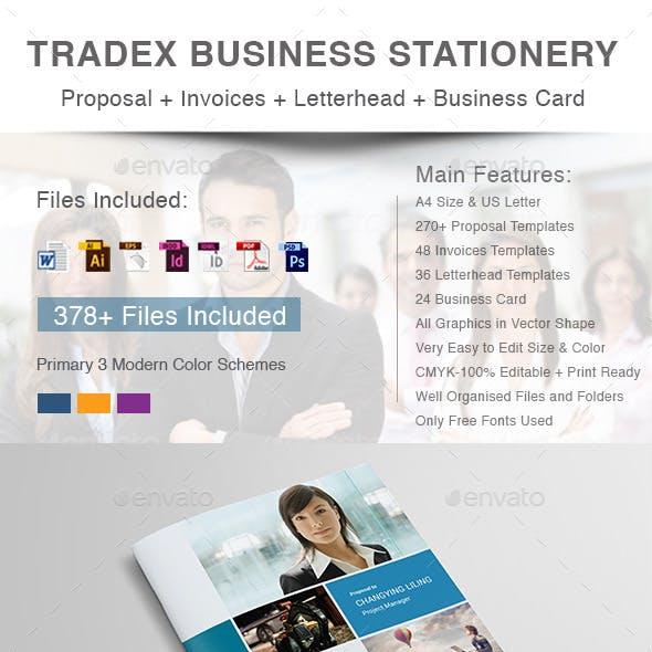 Tradex Business Stationery