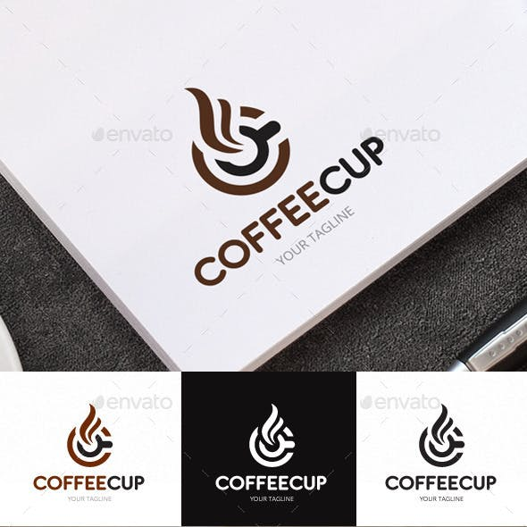 Coffee Food Logos from GraphicRiver