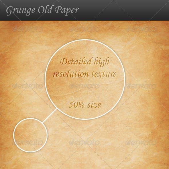 Grunge Old Paper