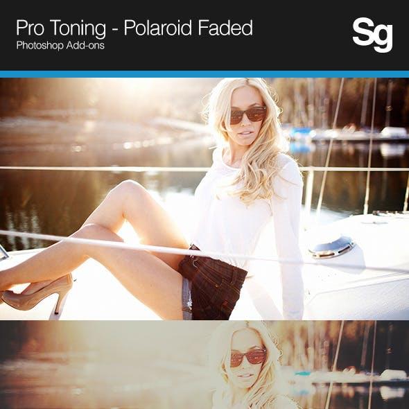 Pro Toning - Polaroid Faded