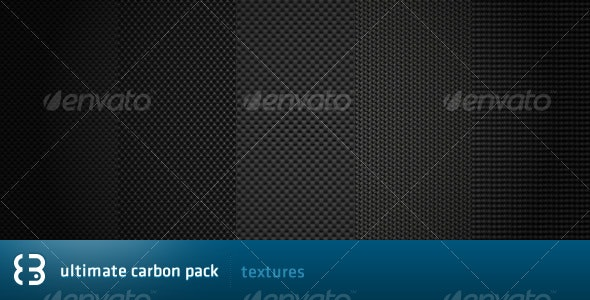 **Ultimate Carbon Pack** - Miscellaneous Textures