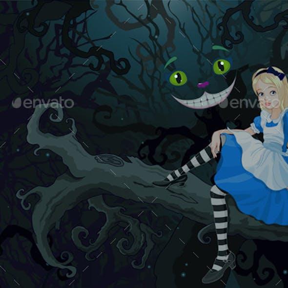 Alice in Wonder Forest