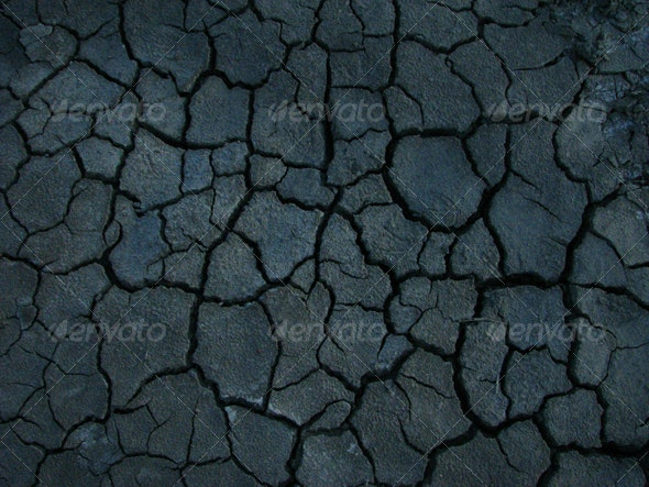 :: Cracked Dirt Ground - Nature Textures