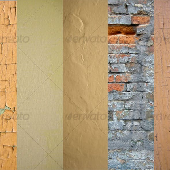 Wall Texture Pack 1