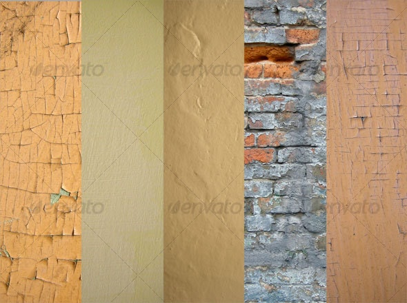 Wall Texture Pack 1 - Miscellaneous Textures