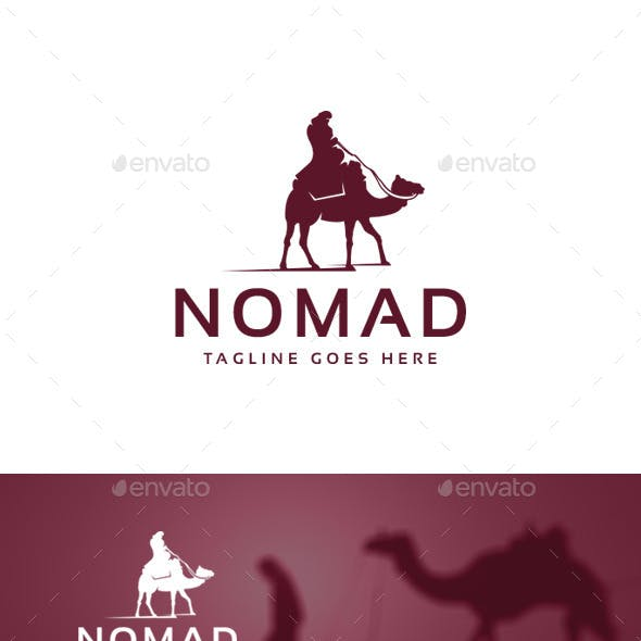Nomad Logo Template