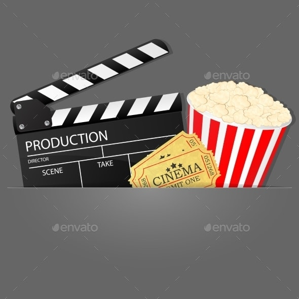Cinema Background - Miscellaneous Vectors