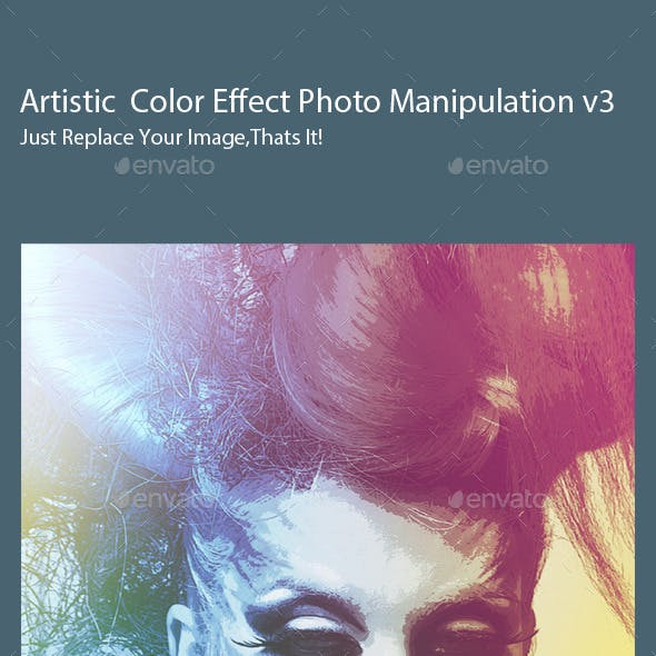 Color Effect Photo Manipulation v3