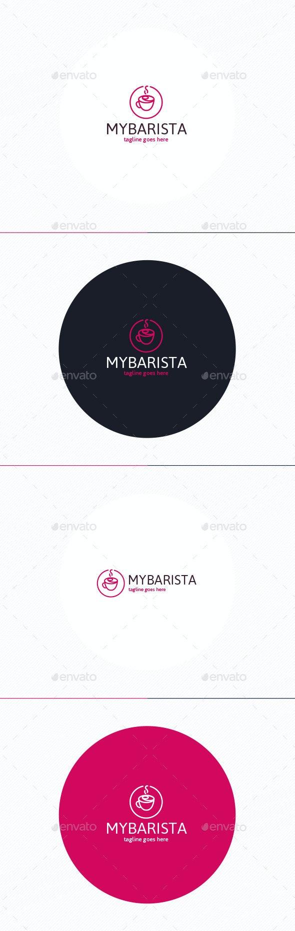 My Barista Logo