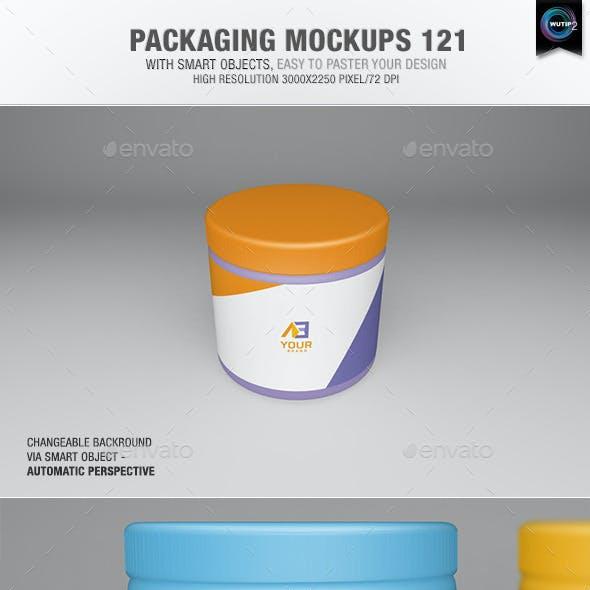 Packaging Mock-ups 121