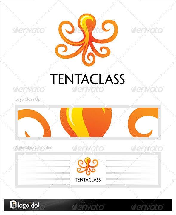 Octopus Logo Design - Animals Logo Templates