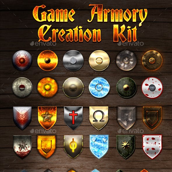 Game Armory Creation Kit