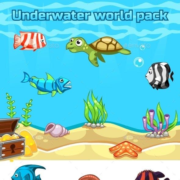 Underwater World Pack