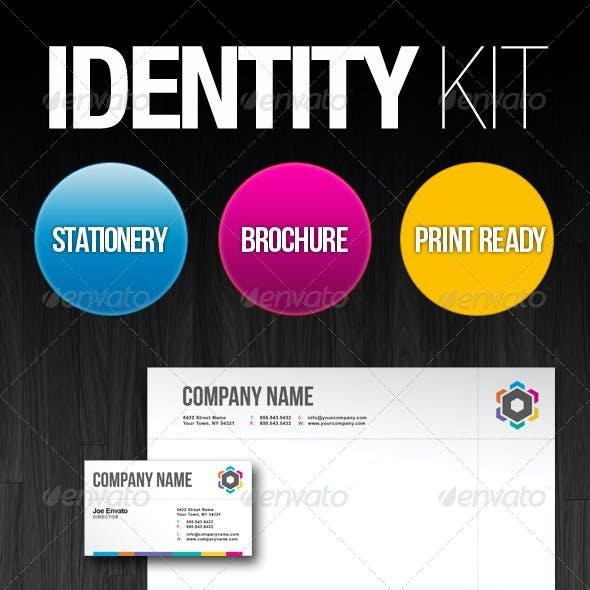 Identity Kit - Indesign CS4 Templates
