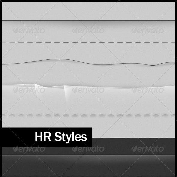 HR Styles