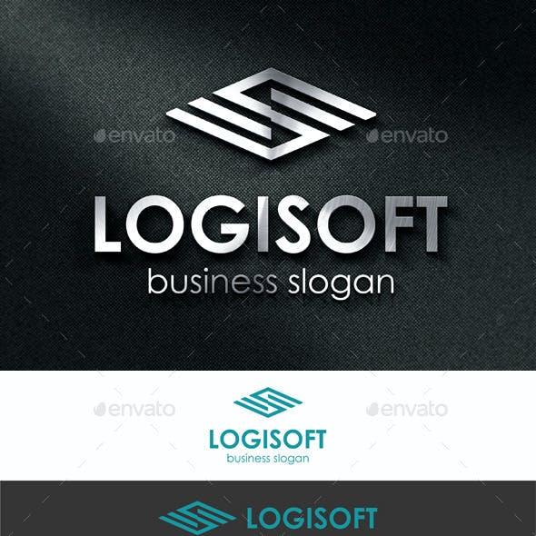 S Logo Letter - Logisoft