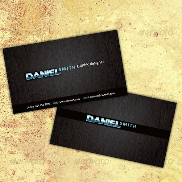 Business Card NO1