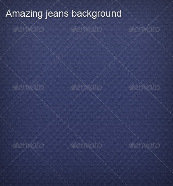 Jeans Background - Fabric Textures