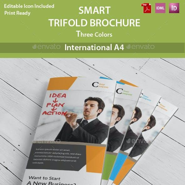 Smart Trifold Brocjure