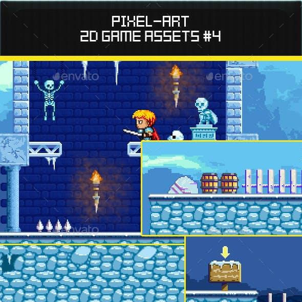 2d Pixel Art Game Assets #4