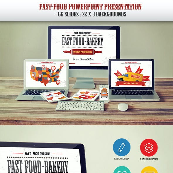 Fast Food Powerpoint Presentation