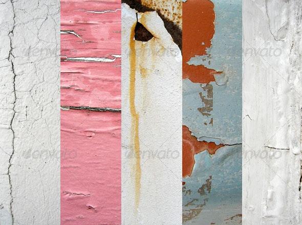 Paint Texture Pack 1 - Miscellaneous Textures