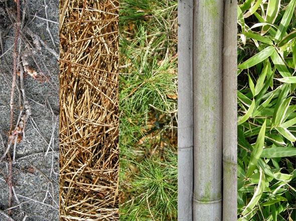 Natural Texture Pack 5 - Nature Textures