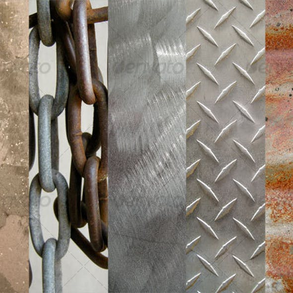 Metal Texture Pack 2