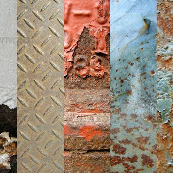 Metal Texture Pack 1