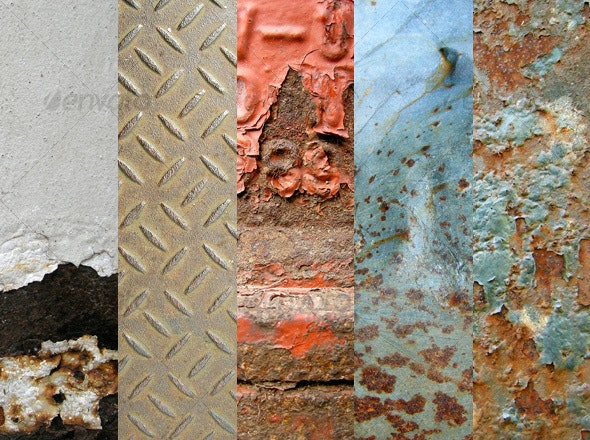Metal Texture Pack 1 - Metal Textures