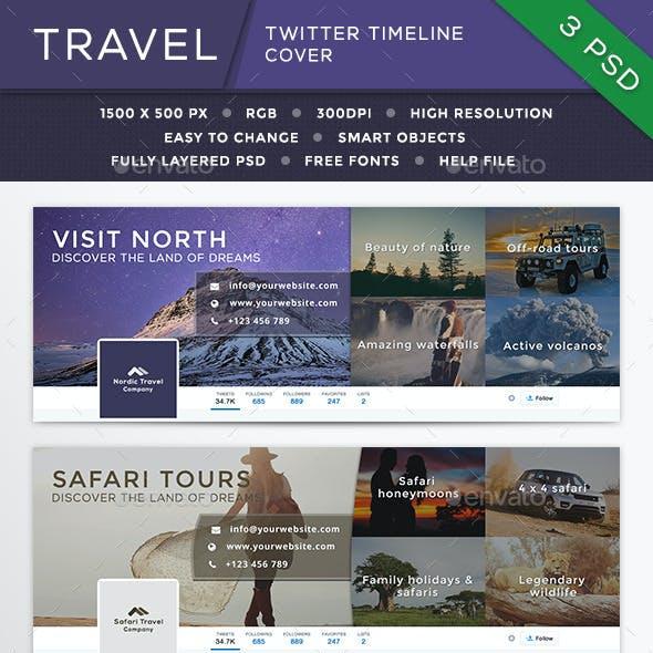 Travel Twitter Timeline Cover