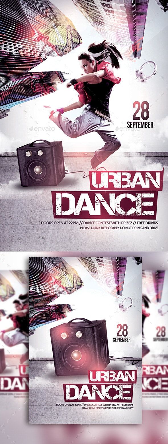 The Urban Dance - Clubs & Parties Events