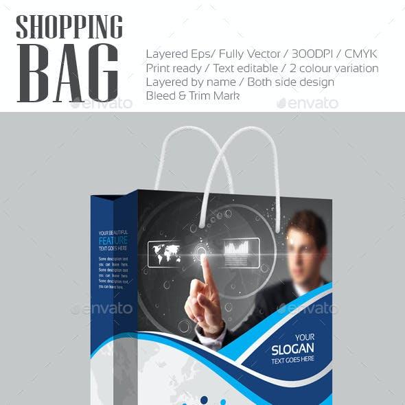 Social Media Shopping Bag