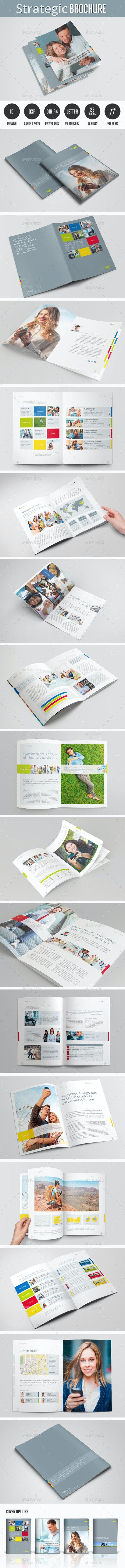 Strategic Brochure - Corporate Brochures