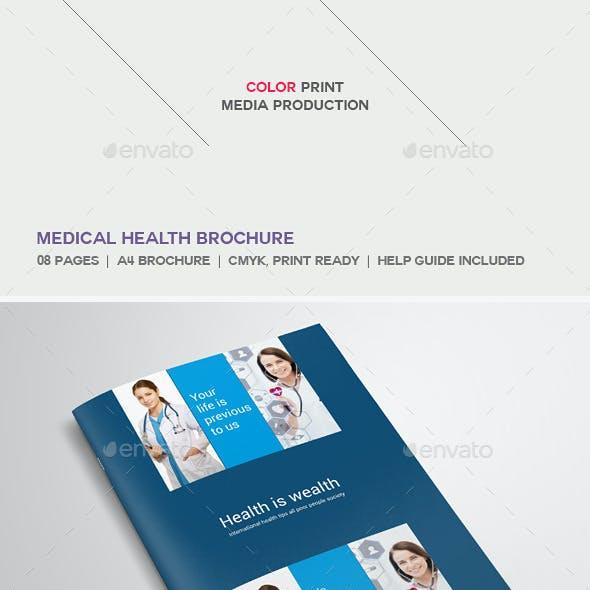 Medical & Health Brochure