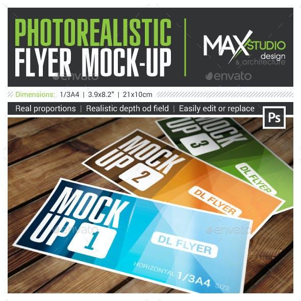 Flyer Mock-Ups